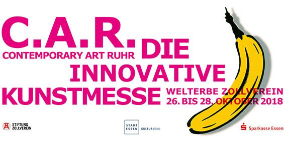 91e3ad40a20473 Der Bananensprayer Thomas Baumgärtel markiert Galerien und Kunstorte ...